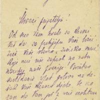Pismo Stjepana Miletića