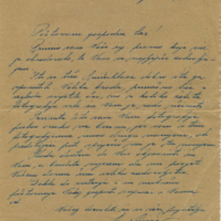 Pismo neidentifircirana potpisa